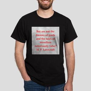 lovecraft2 Dark T-Shirt