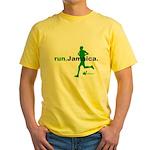 Run. Bolt. Jamaica. T-Shirt