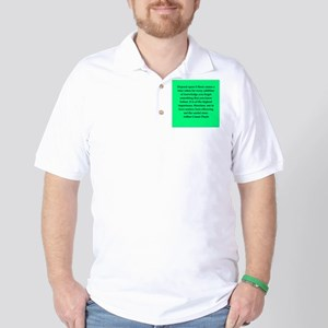 doyle3 Golf Shirt