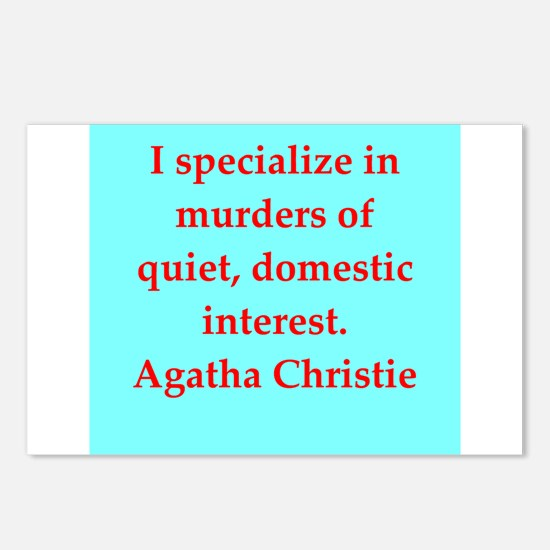 chrustie2.png Postcards (Package of 8)