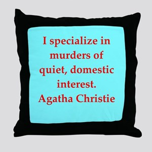 chrustie2 Throw Pillow
