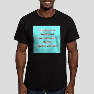 chrustie2 Men's Fitted T-Shirt (dark)