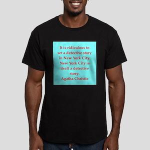 3 Men's Fitted T-Shirt (dark)