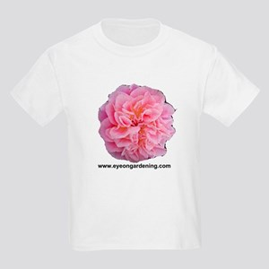 Pink Rose Club Kids T-Shirt