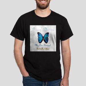 Graves' Disease Butterfly Effec T-Shirt