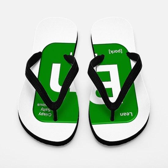 Bn (Bacon) Element Flip Flops