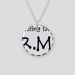Waiting for a RM - LDS RM - LDS RM - Dots Necklace