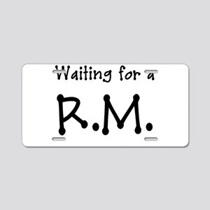 Waiting for a RM - LDS RM - LDS RM - Dots Aluminum