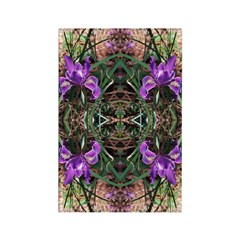Pacific Iris Reflection Rectangle Magnet