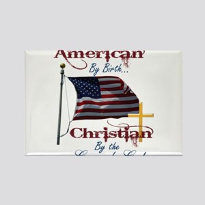 American by Birth Christian By Grace of God Rectan