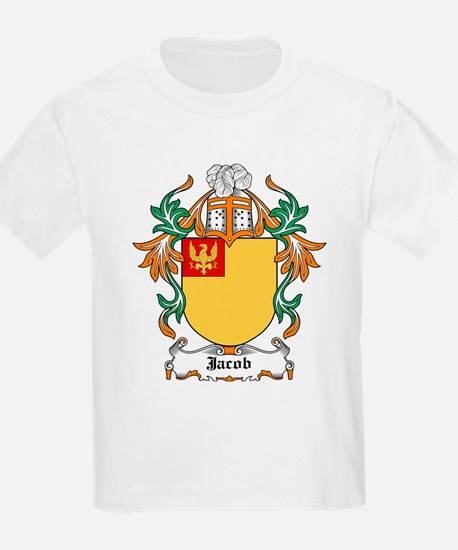 Jacob Coat of Arms Kids T-Shirt