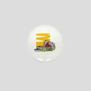 Chocolate Mini Button