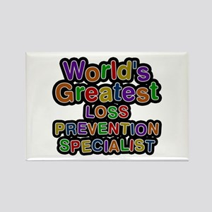 World's Greatest LOSS PREVENTION SPECIALIST Rectan