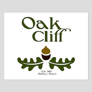 Oak Cliff Classic Small Poster