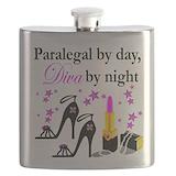 Paralegal Flask Bottles