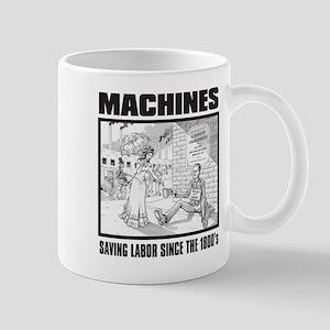 Luddite Frankenstein Mug
