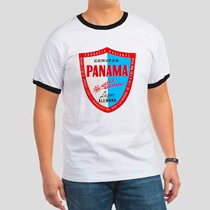 Panama Beer Label 1 Ringer T