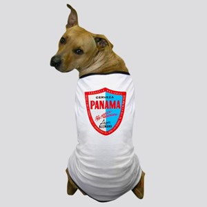 Panama Beer Label 1 Dog T-Shirt