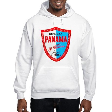 Panama Beer Label 1 Hooded Sweatshirt