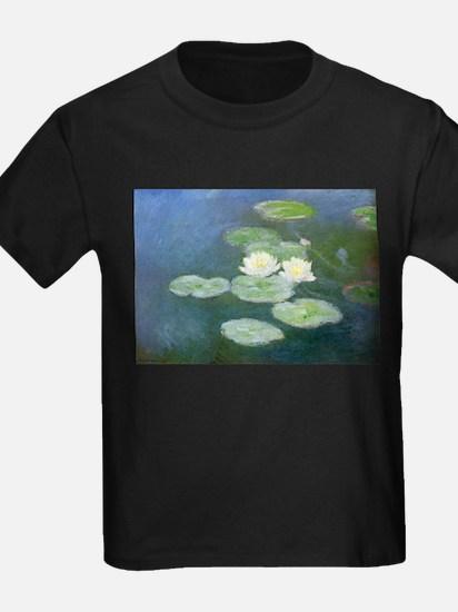 Claude Monet Water Lilies T