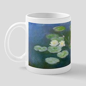 Claude Monet Water Lilies Mug