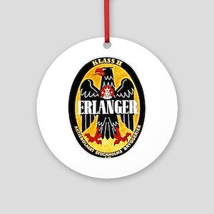 Sweden Beer Label 1 Ornament (Round)