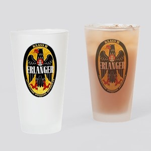 Sweden Beer Label 1 Drinking Glass