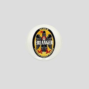 Sweden Beer Label 1 Mini Button