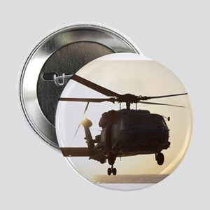 "Navy Rescue Helicopter 2.25"" Button"