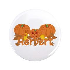 Halloween Pumpkin Herbert 3.5