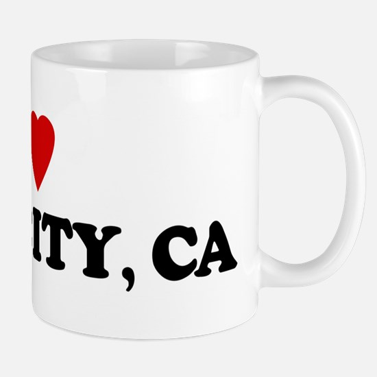 I Love YUBA CITY Mug