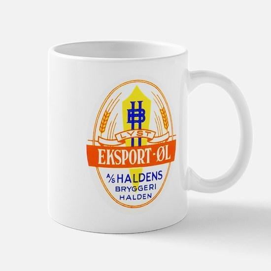 Norway Beer Label 5 Mug
