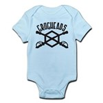 GrogHeads Logo (BIG) Infant Bodysuit