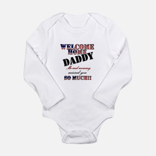 Welcome Body Suit