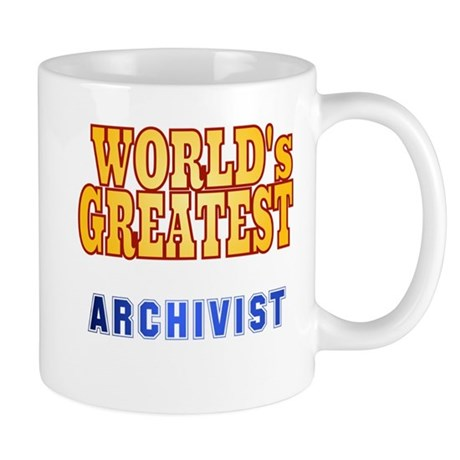 World's Greatest Archivist Mug