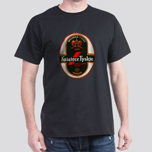 Poland Beer Label 6 Dark T-Shirt