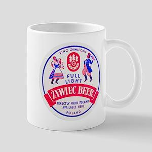 Poland Beer Label 2 Mug