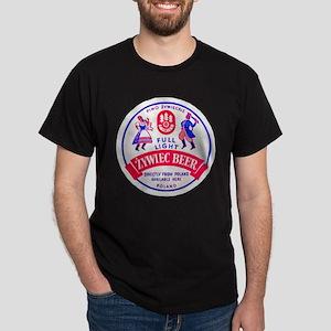 Poland Beer Label 2 Dark T-Shirt