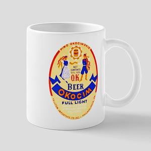 Poland Beer Label 1 Mug