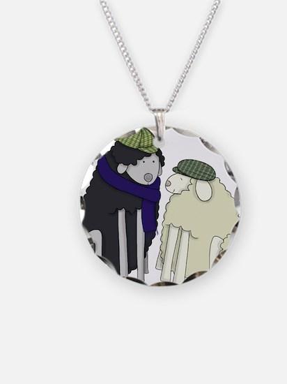Friendsheep Necklace