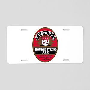 United Kingdom Beer Label 11 Aluminum License Plat