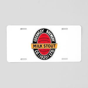 United Kingdom Beer Label 5 Aluminum License Plate