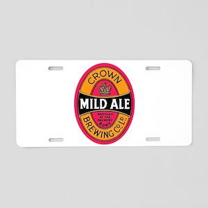 United Kingdom Beer Label 3 Aluminum License Plate