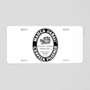 United Kingdom Beer Label 2 Aluminum License Plate