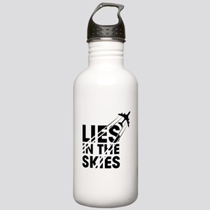 Chemtrails Stainless Water Bottle 1.0L