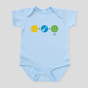 Happy Ukulele Infant Bodysuit