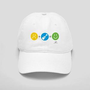 Happy Ukulele Cap