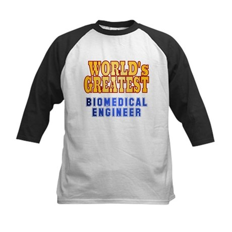 World's Greatest Biomedical Engineer Kids Baseball