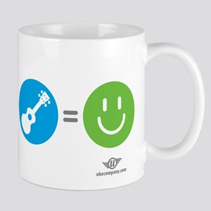 Happy Ukulele Mug
