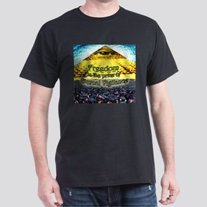 Freedom is the Price of Dark T-Shirt